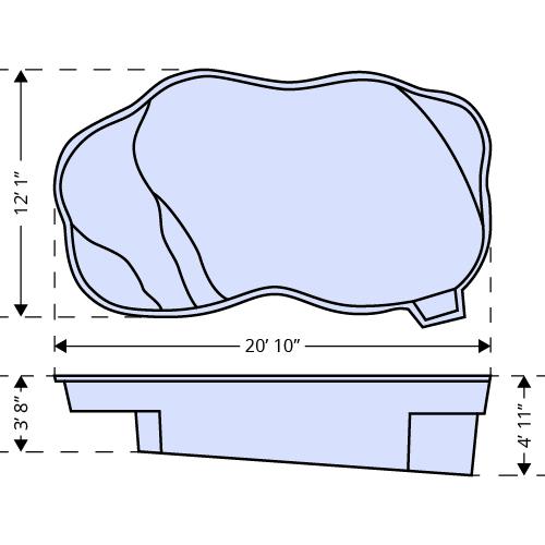 Ariella dimensions