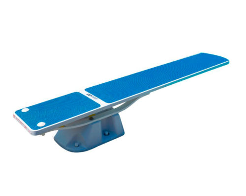 TrueTread Diving Board blue isolated