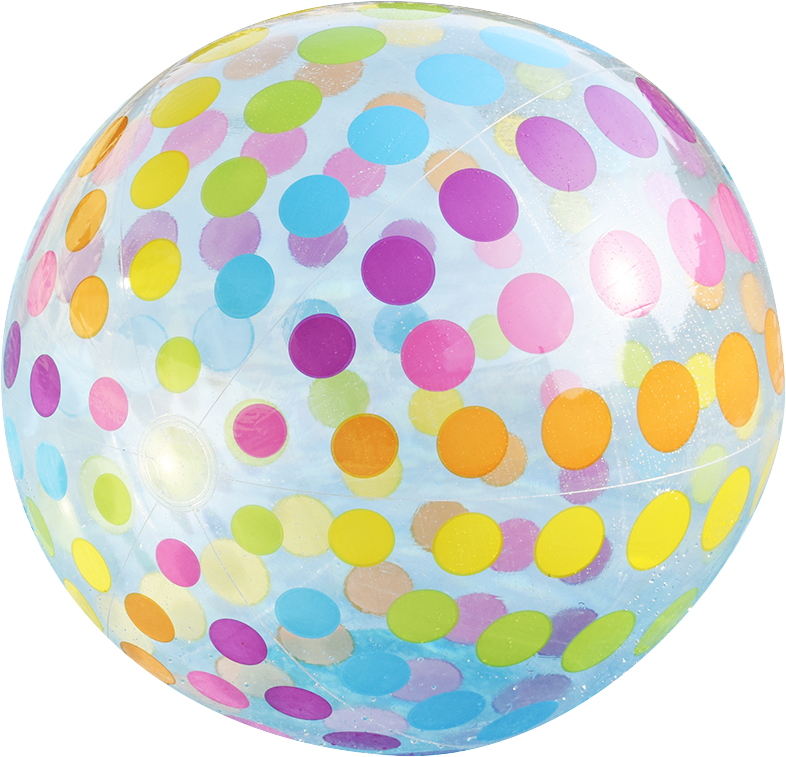 large pool ball clipped